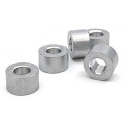 Afstandsbus Aluminium M5x6
